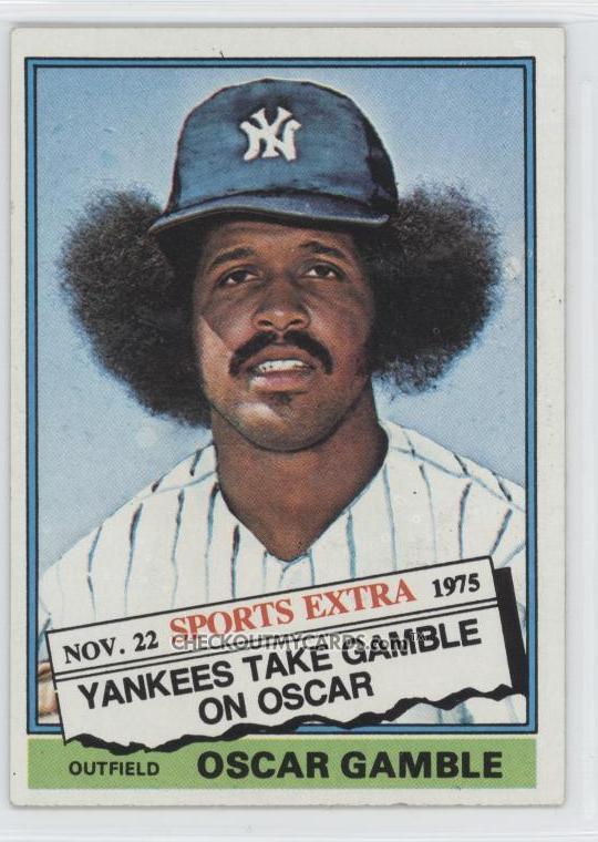 My Favorite Baseball Card | SportsLifer's Weblog