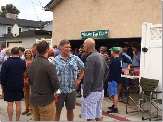 Island Beer Club
